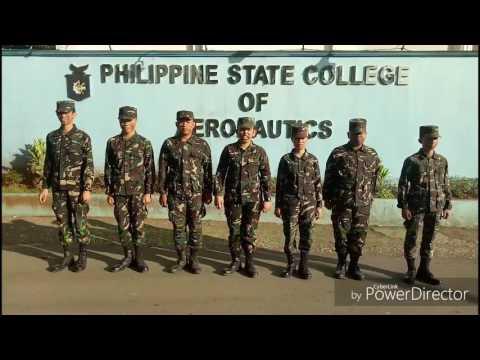 Uling ROTC Challenge - College of Aeronautics FAB Campus, Lipa City