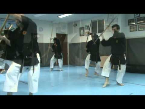 Okinawa Kobudo en Blas Gym Fitness Center