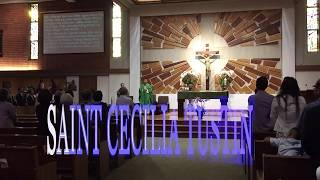 Cha LUAN Buôn Ma Thuột August 11, 2018 Cộng Đoàn  Saint Cecilia Catholic Tustin California 2018