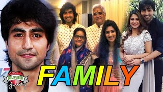 Harshad Chopra Family With Parents, Sister, Girlfriend and Career