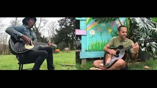 "G. Love & Jack Johnson - ""Rainbow (Kokua Festival 2020 - Live From Home)"""