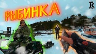 Мой первый опыт на Рыбинском водохранилище Ерш есть везде или как мы искали хищника на Рыбинке