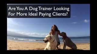 Dog Trainers Private Mastermind Marketing Group