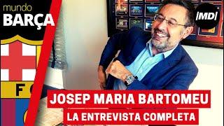 """Bartomeu: """"El Barça siempre es favorito en la Champions"""""""