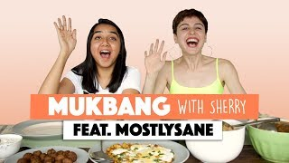 Mukbang With Sherry || Episode 1 || Prajakta Koli