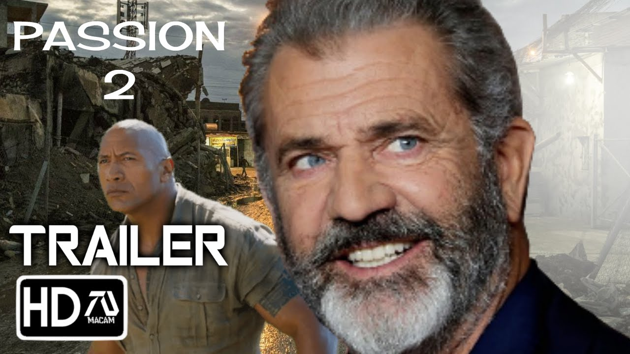 Download THE PASSION OF THE CHRIST 2: THE SECOND COMING [HD] Trailer Mel Gibson (Fan Made)
