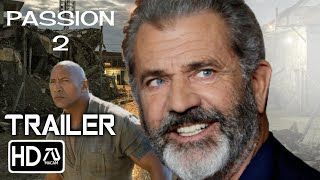 THE PASSION OF THE CHRIST 2: THE SECOND COMING [HD] Trailer #2 Mel Gibson (Fan Made)