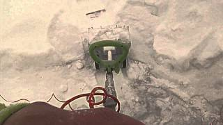 Earthwise snow shovel and blizzard 1/22-23/2016