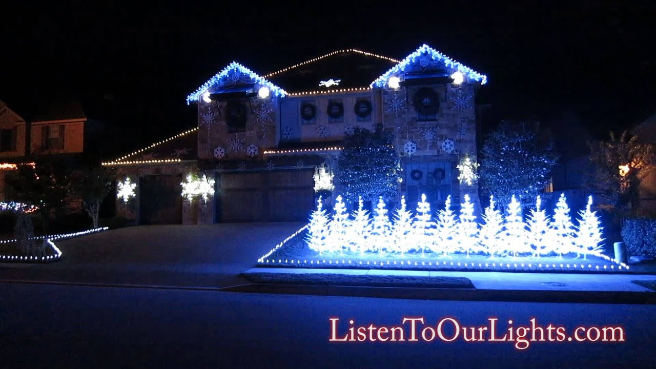 Gravity Falls Christmas Lights with Hidden Message - YouTube