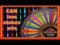 Spin A WIN live || Low Stake Challenge