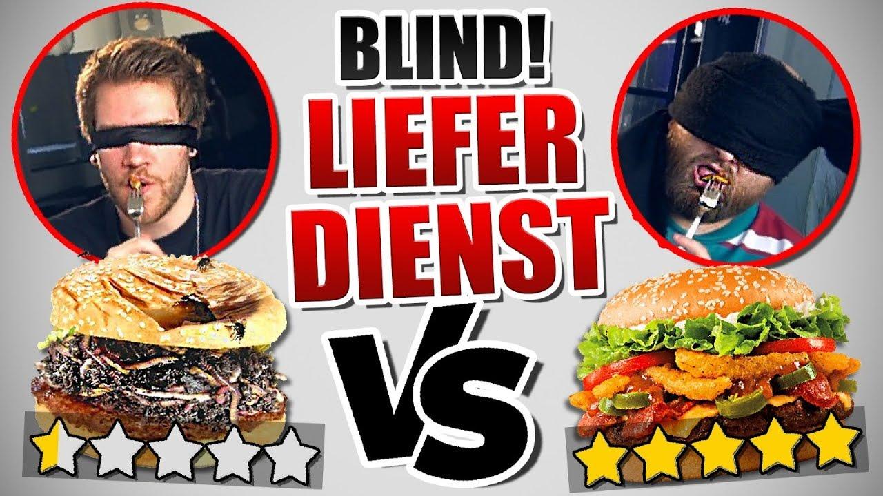 0 sterne vs 5 sterne essen bestellen blind test experiment food fun youtube. Black Bedroom Furniture Sets. Home Design Ideas