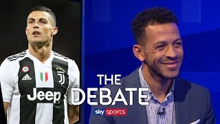 Where do Man United need to improve to reach Juventus' level? | The Debate | Rosenior & Lennon