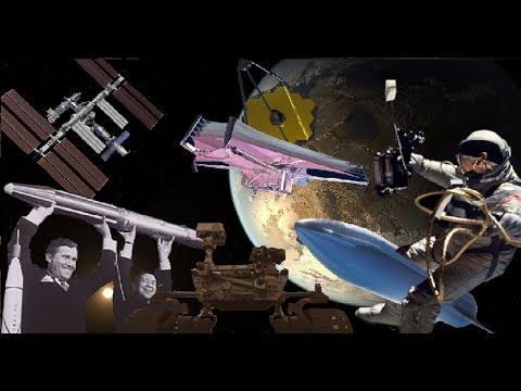 IT'S BEEN A LONG ROAD - SPACE EXPLORATION SUCCESS & FUTURE Montage