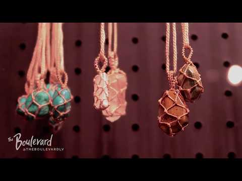 Crystal Jewelry at Pharaoh Beads | #TheBoulevard