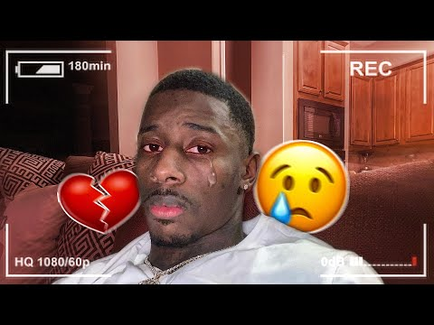 MY GIRLFRIEND LEFT ME BECAUSE OF THIS... *EMOTIONAL*