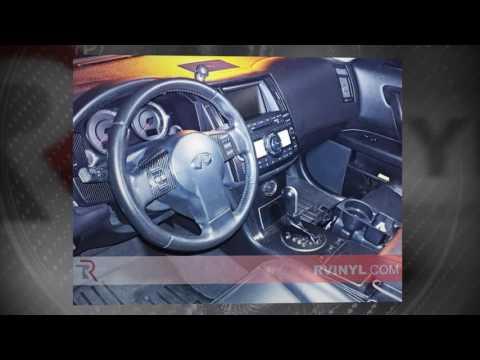 Rdash® 2006-2008 Infiniti FX35 FX45 Dash Kits