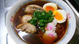 How To Make Ramen Noodle かんたん醤油ラーメン