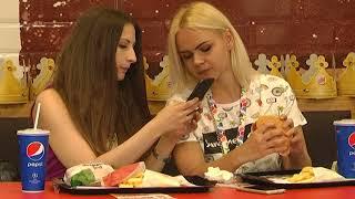 2018-06-14 г. Брест. Открытие в областном центре  ресторана Burger King. Новости на Буг-ТВ. #бугтв