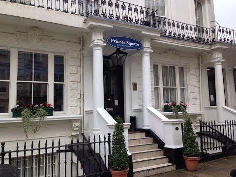 Princes Square - London Hotels, UK