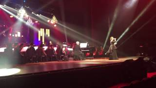 Anna Fegi-Brown performs Skyfall