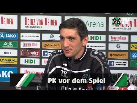7. Spieltag | FC Bayern München - Hannover 96 | PK vor dem Spiel