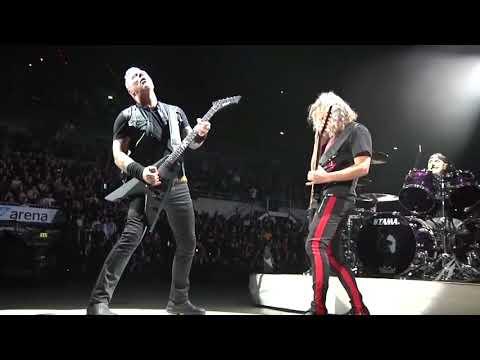 Metallica Atlas, Rise Live! Mannheim, Germany 2018 - E Tuning