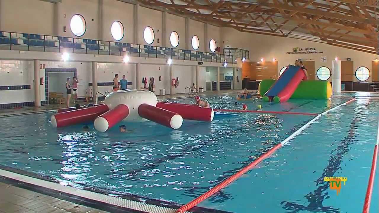 24 06 11 la nuc a fiesta fin de curso piscina for Piscina municipal camilo cano