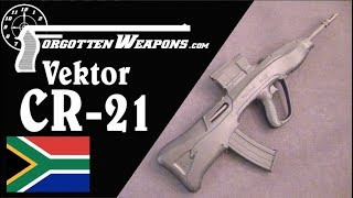 Vektor CR21: South Africa