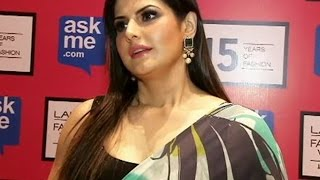 Zarine Khan In A Very Tight Outfit