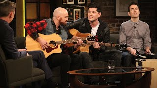 Baixar The Script - live acoustic performance - 'Breakeven' | The Late Late Show | RTÉ One