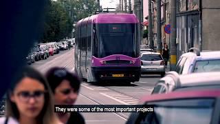 Clujul dă lecții Bucureștiului: Modernizarea transportului public cu bani europeni - EuroIMPACT