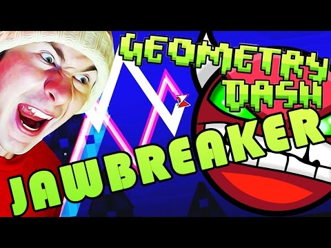Geometry Dash | JAWBREAKER by ZenthicAlpha ~ I ALMOST QUIT!