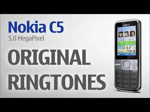 Nokia C5 Ringtones (Original) || C5-5MP - Download Link in Description