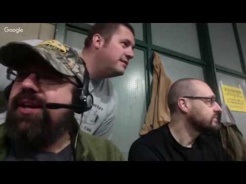 Caliber Corner #38 Live from Tulsa Wanenmacher is a go!