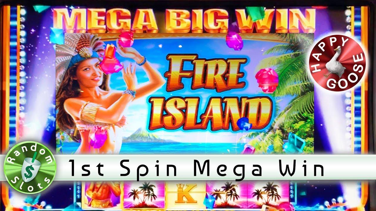 Fire Island Slot Machine