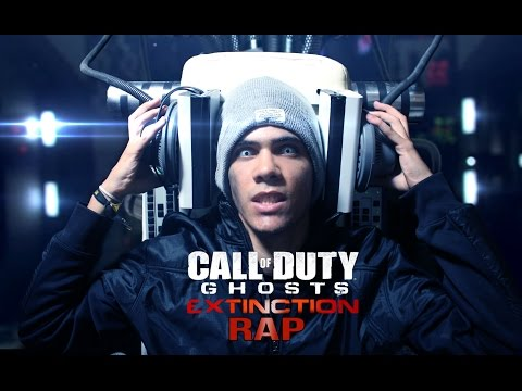 Call Of Duty GHOSTS EXTINTION | KRONNO | RAP PLAY (Videoclip Oficial )