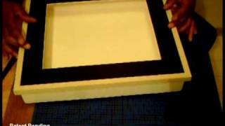 Shadowbox Making With Foam Board