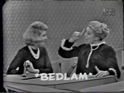 PASSWORD 1962-03-20 Betsy Palmer & Peter Lind Hayes