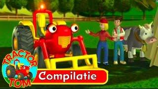 Tractor Tom - Compilatie 2 (Nederlands)