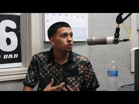 Temple Artist Papah Soljah Live in the B106 Studio