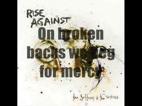 Rise Against - Behind Closed Doors