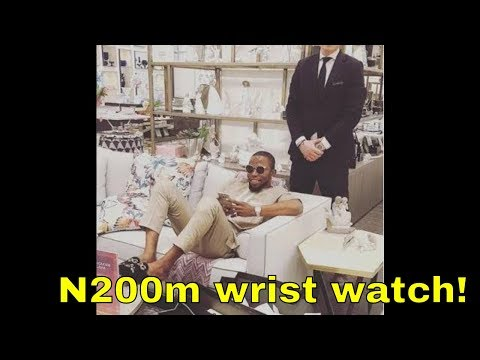 MUST SEE: LUXURIOUS LIFE STYLE OF OTUNBA CASH, ARRESTED IN..
