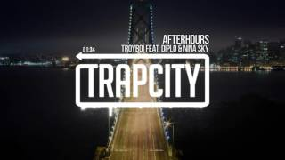 Download TroyBoi - Afterhours (feat. Diplo & Nina Sky) Mp3 and Videos