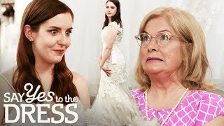 Mum Wants a Say on the Dress Since She Is Paying for Half of It | Say Yes To The Dress UK