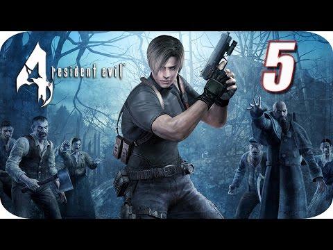 Resident Evil 4 HD - Gameplay Español - Capitulo 5 - Linaje interrumpido