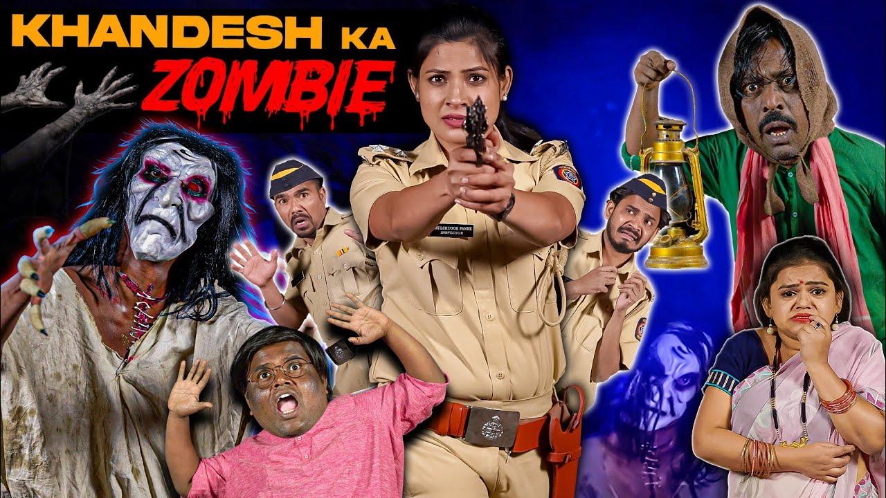 Download Khandesh Ka Sharabi Zombie | खानदेश का ज़ोंबी | Khandesh Hindi Comedy | Bhoot Comedy Video 2021