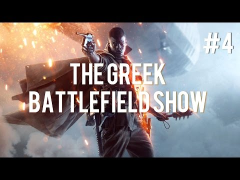 The Greek Battlefield Show Episode #4 // Classes,Weapons & Gadgets //