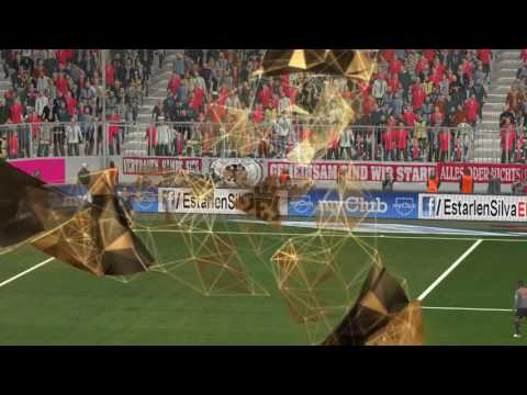 PES 17 FC BAYERN VS REAL MADRID CF 30 MINUTI SUPERSTAR