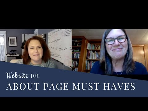 Pricing and About Page Interview: pricing coach Heather McKay and guest copywriting expert Kim Evans