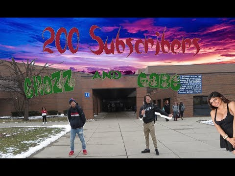 200 Subscriber Special• Going to Highschool!